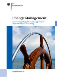 Cover Broschüre Change Management