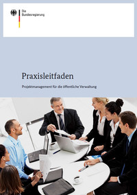 Cover Praxisleitfaden Projektmanagement