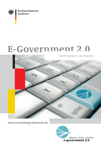 "Cover Programm ""E-Government 2.0"""